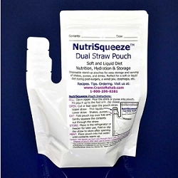 NutriSqueeze Pouch Recovery Packs - Beta Version