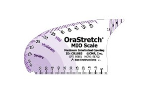 OraStretch® MIO Scale Front